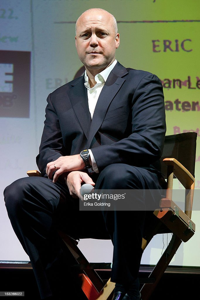 New Orleans Mayor Mitch Landrieu attends the 'Flip the Script' Public Awareness campaign launch at The Joy Theater on October 2, 2012 in New Orleans, Louisiana.