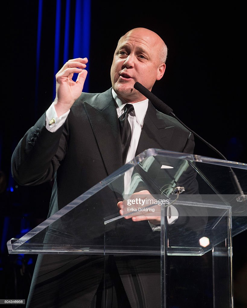New Orleans Mayor <a gi-track='captionPersonalityLinkClicked' href=/galleries/search?phrase=Mitch+Landrieu&family=editorial&specificpeople=626024 ng-click='$event.stopPropagation()'>Mitch Landrieu</a> attends The Link Stryjewski Foundation's 1st Annual Bal Masque Benefit at The Orpheum Theatre on January 9, 2016 in New Orleans, Louisiana.