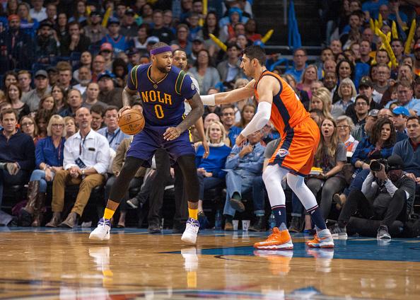 NBA: FEB 26 Pelicans at Thunder : News Photo