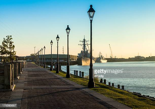 De la Nouvelle-Orléans, River Walk