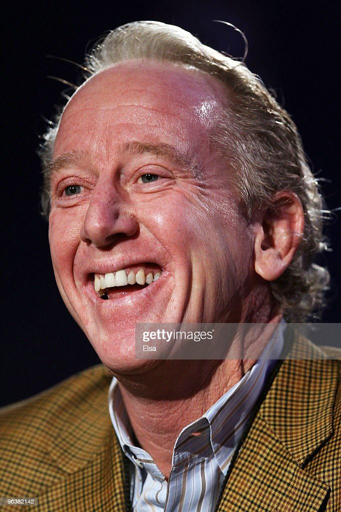 New Orleans Saints legend <a gi-track='captionPersonalityLinkClicked' href=/galleries/search?phrase=Archie+Manning&family=editorial&specificpeople=453294 ng-click='$event.stopPropagation()'>Archie Manning</a> answers questions during the Madden Most Valuable Protectors Award Press Conference on February 3, 2010 at the Ft. Lauderdale Convention Center in Ft. Lauderdale, Florida. Manning accepted the award on behalf of the New Orleans Saints offensive line, who won the award.