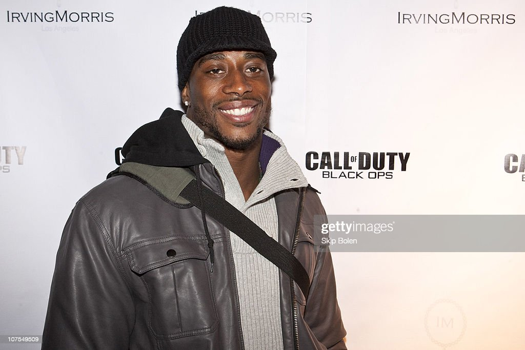 New Orleans Saints player Roman Harper attends Activision's Call of Duty Black Ops and IrvingMorris present NFL Superbowl Champion of the New Orleans...