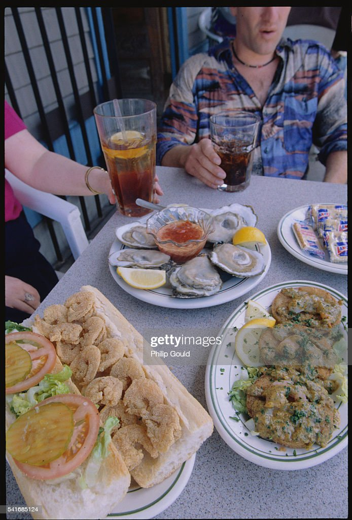 New Orleans Seafood Specialties