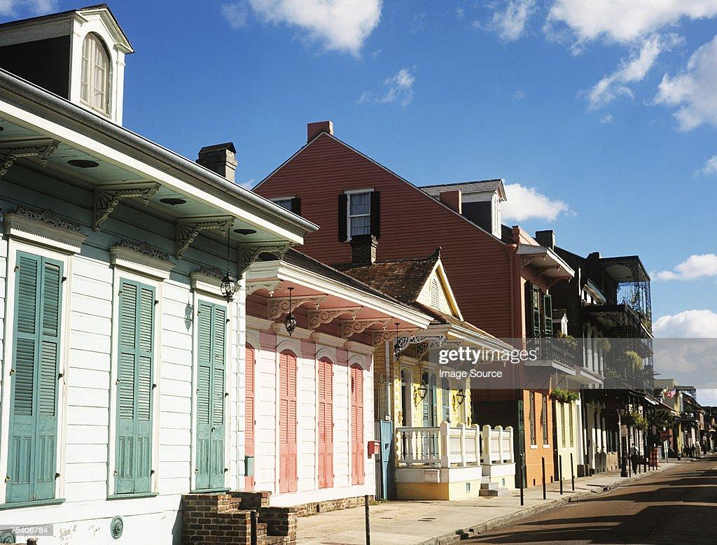 New orleans street : Stock Photo