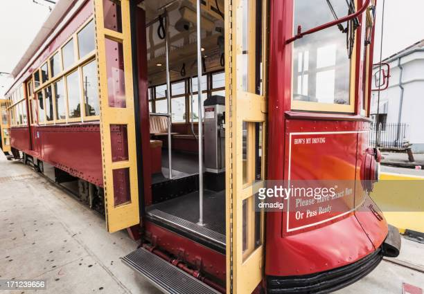 New Orleans Streetcar - All Aboard!