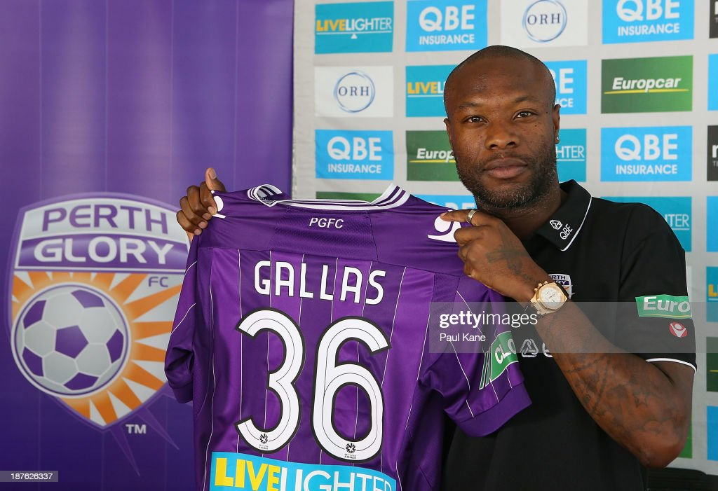 William Gallas Press Conference