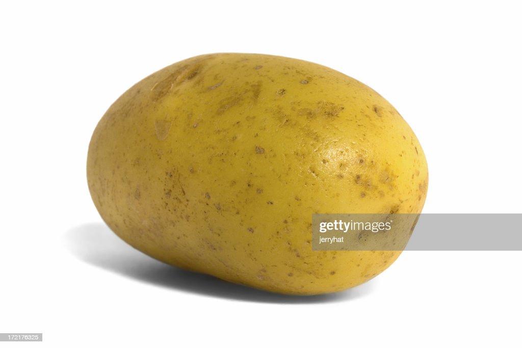 New Potato oblique - Charlotte