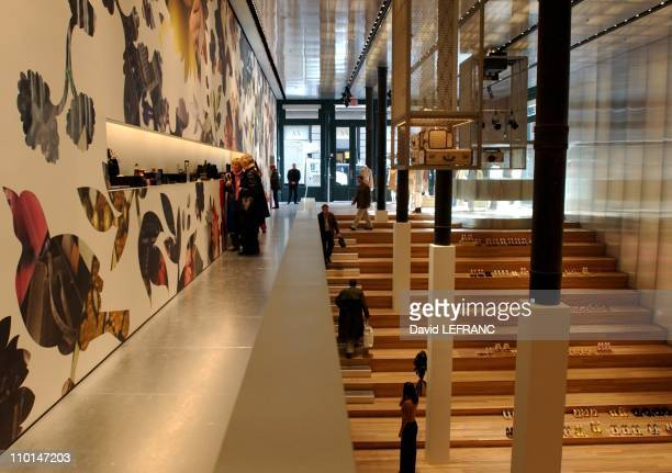 A new Prada store designed by architect Rem Koolhaas opened on Broadway and Prince Street in SoHo on December 16 2001 This much anticipated and long...
