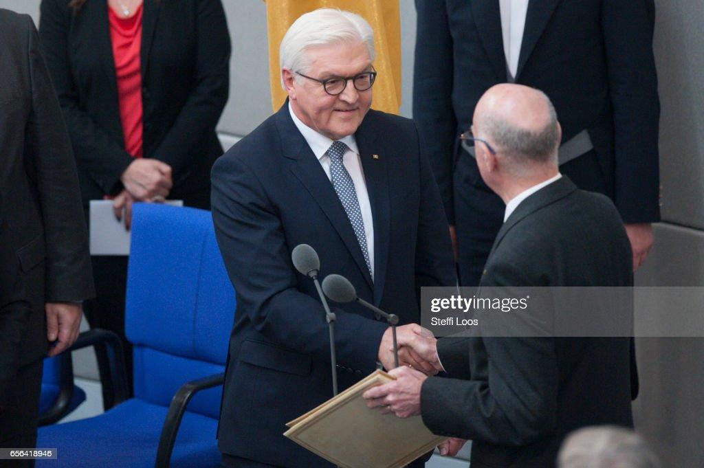Steinmeier Sworn In As New German President
