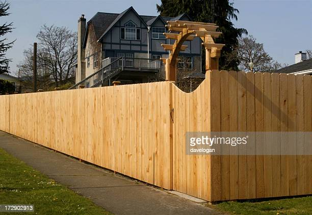 New Privacy Fence