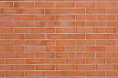 new red brick wall background and texture