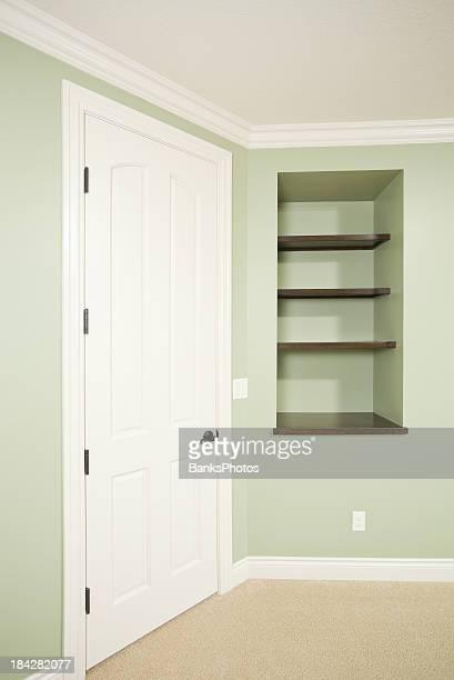 Nouvelle chambre résidentielle porte et intégrée