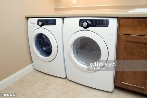 New Residential Frontload Washer and Dryer