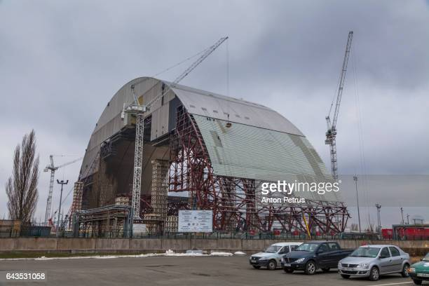 New Safe Confinement over the Chernobyl NPP