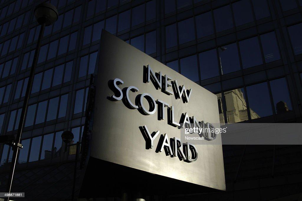 New Scotland Yard police headquarters London