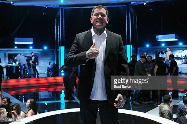 New Season 6 winner Kruseman at Spike TV's 'Ink Master' Season 6 LIVE Finale on October 13 2015 in New York City