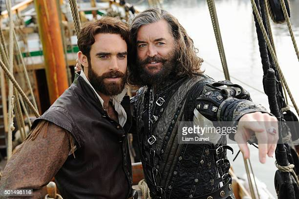 GALAVANT 'A New Season aka Suck It Cancellation Bear' Bad advice results in Galavant and the crew being shipwrecked and they end up traveling by foot...
