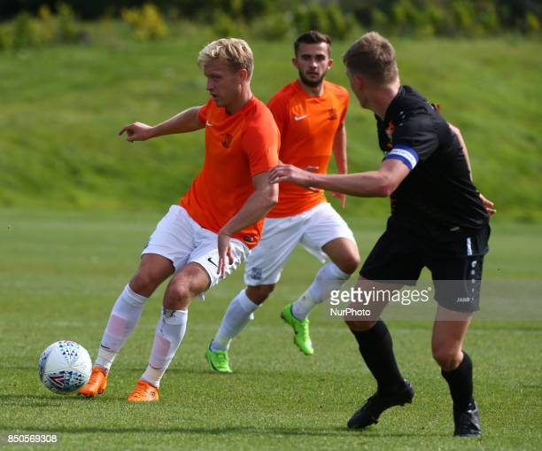 New signing Josh Wright of Southend United during Central League Cup match between Barnet Under 23s and Southend United Under 23s at Barnet Training...