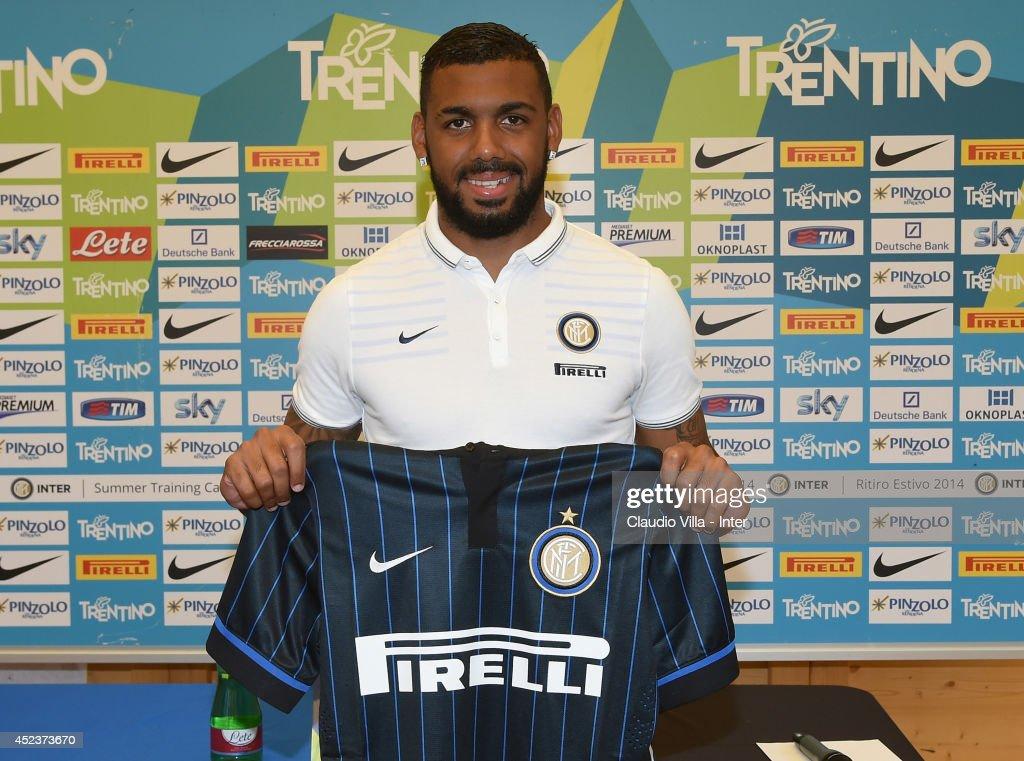 FC Internazionale Unveils New Signing Yann M'Vila