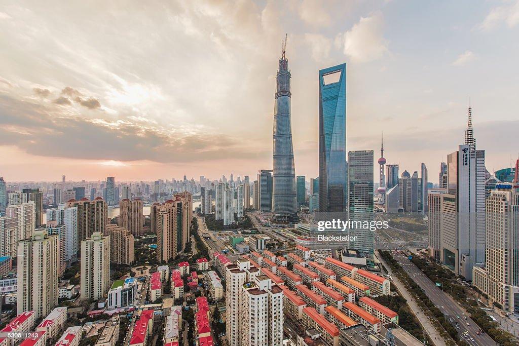 New Skyscrapers