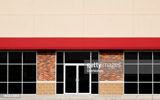 New Store Front