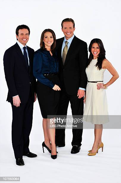 NEWS' New Team for 'THE EARLY SHOW' Erica Hill and Chris Wragge Named Coanchors Jeff Glor is named News Anchor and Marysol Castro is named Weather...
