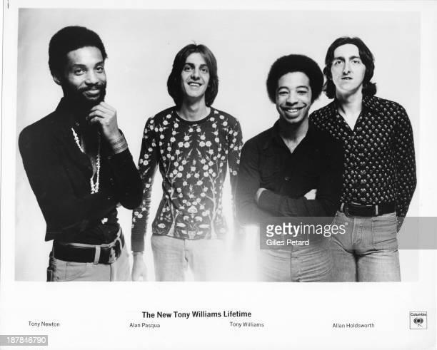New Tony Williams Lifetime studio portrait USA LR Tony Newton Alan Pasqua Tony Williams Allan Holdsworth