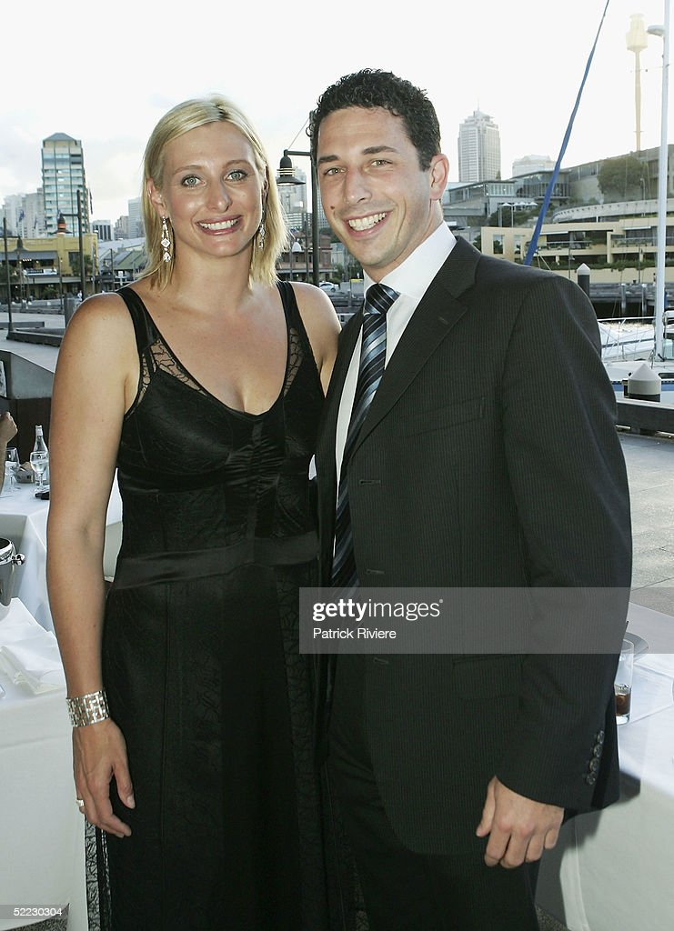 new tv host johanna griggs and tv channel seven executive director ryan stokes attend the launch - Home And Garden Channel