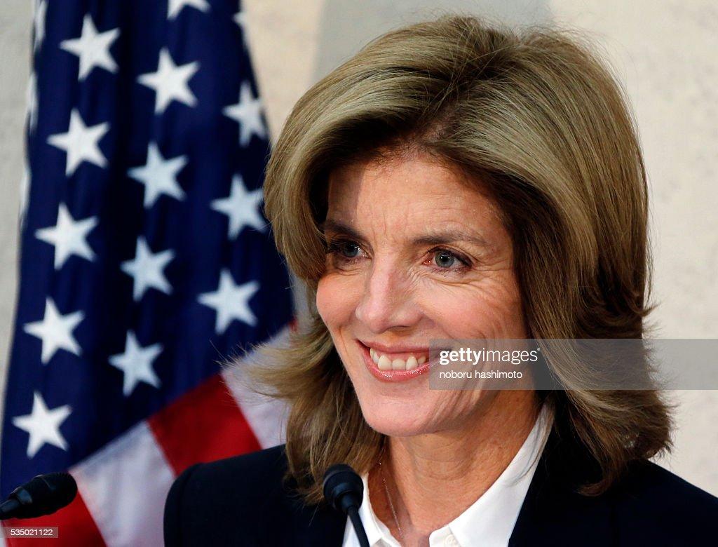 Caroline Kennedy Getty Images