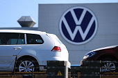 FRA: Volkswagen AG's Inactive Revamped Auto Plant As Industry Executives Seek Restart