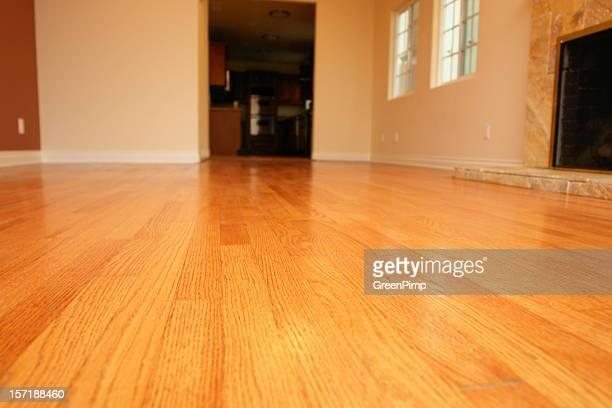 New Warm Empty Room