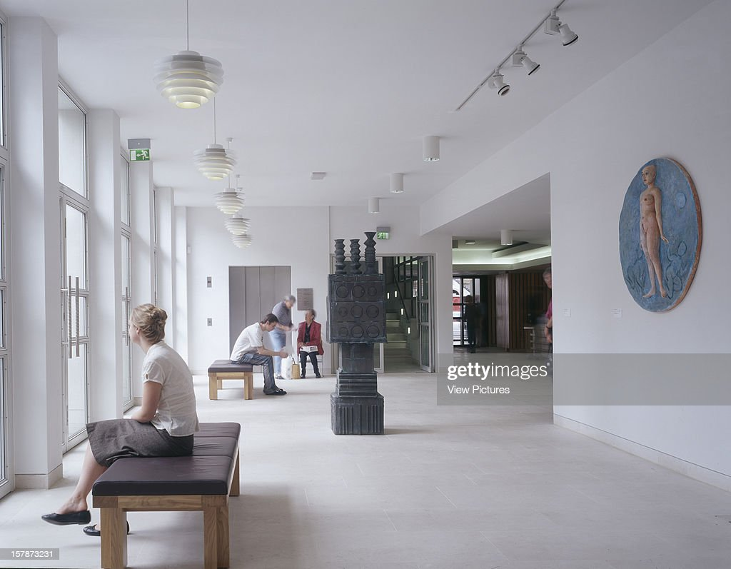 New Wing, Pallant House Gallery, Chichester, United Kingdom, Architect Long And Kentish With Colin St John Wilson, New Wing, Pallant House Gallery .