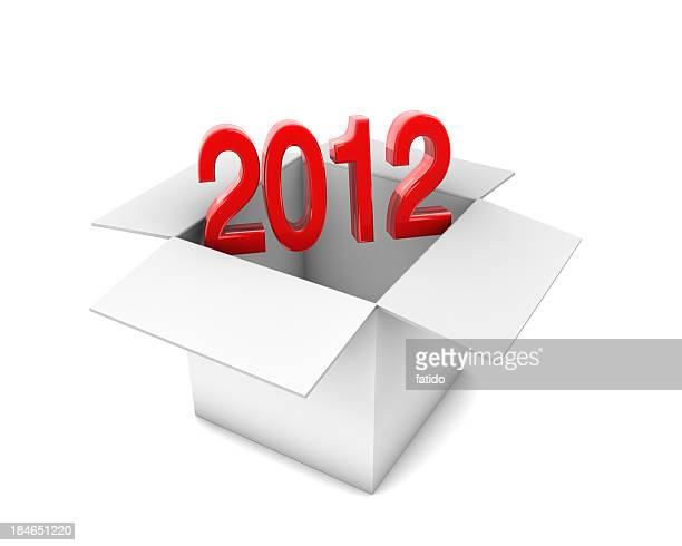 Concept de la nouvelle année