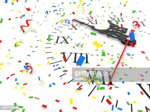 New Year Concept : Stock Photo