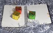 New Year Gift Notebook