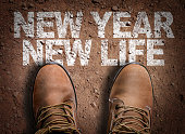 New Year New Life steps