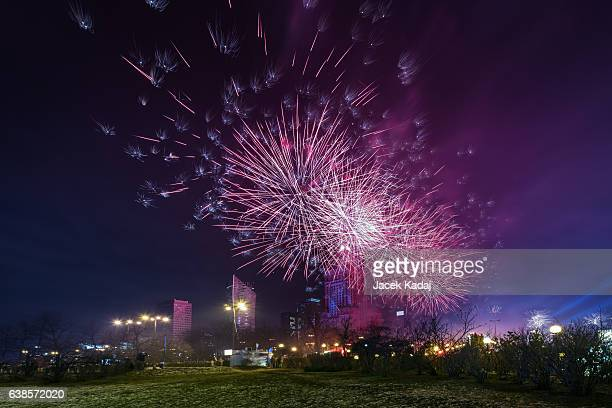 New years Eve in Warsaw