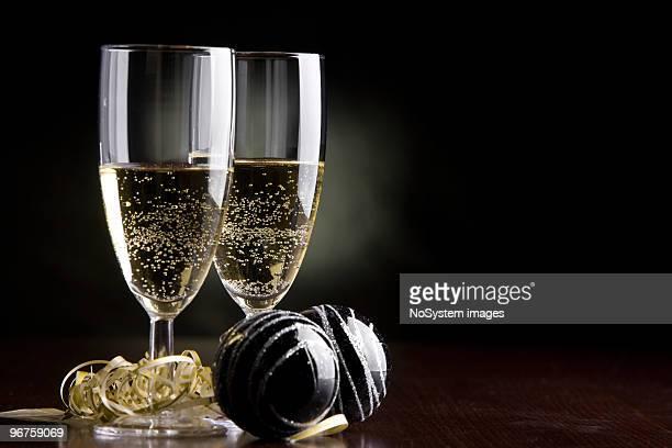 Tostadas especial para la víspera de Año Nuevo