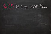 2015 is my year to...
