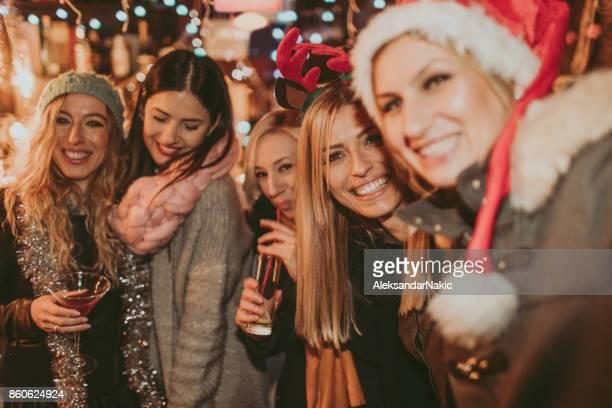 New Year's selfie