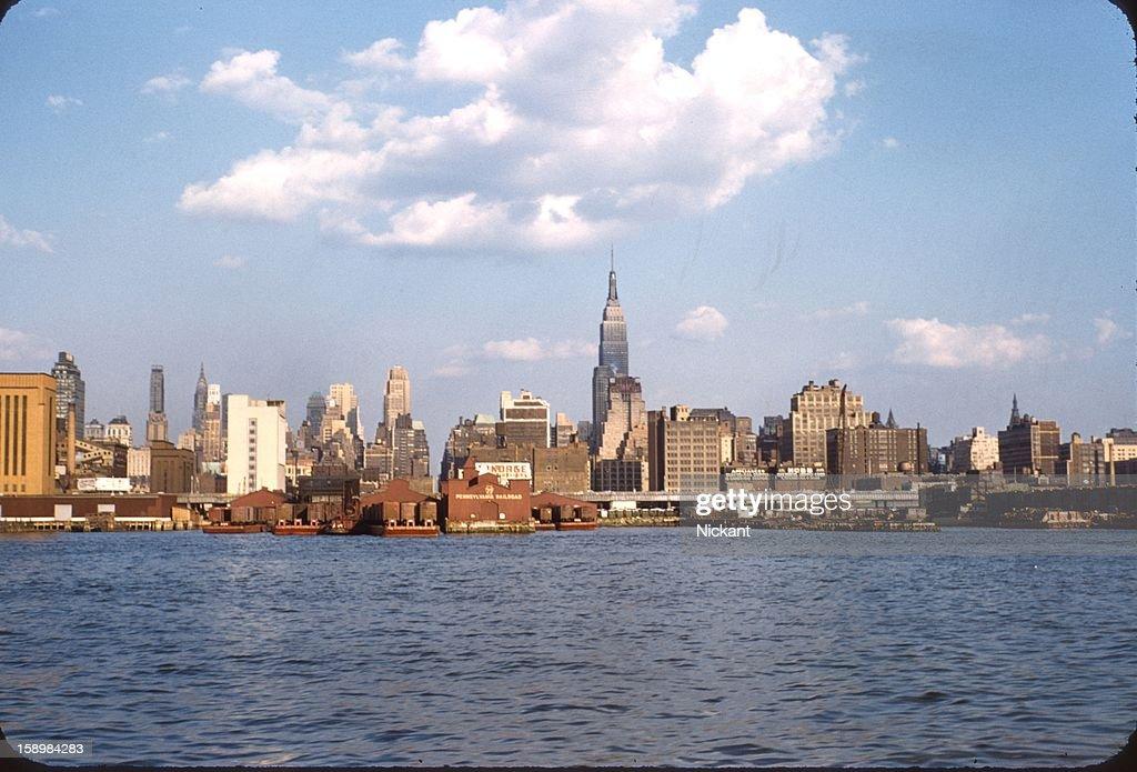 New York 1956