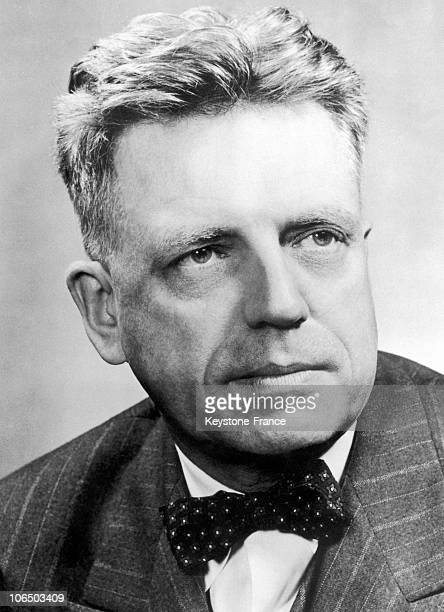 New York Alfred Kinsey Author Of The Sexual Behavior In The Human Male In June 1950