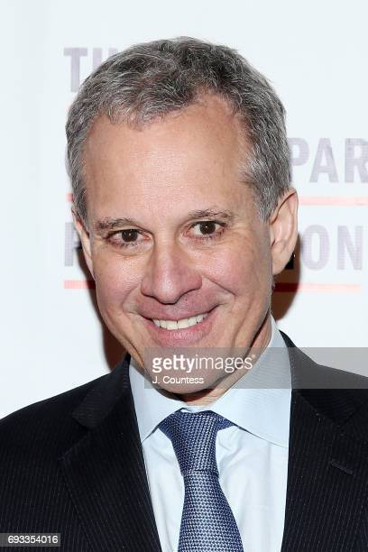 New York Attorney General Eric Schneiderman attends the 2017 Gordon Parks Foundation Awards Gala at Cipriani 42nd Street on June 6 2017 in New York...