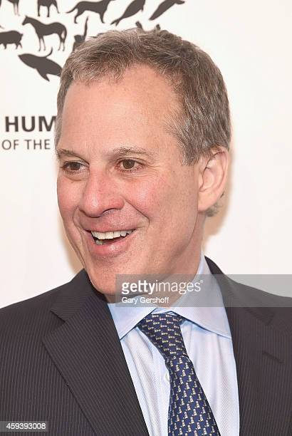 NEW YORK NY NOVEMBER 21 New York Attorney General Eric T Schneiderman attends 'To the Rescue New York' 60th Anniversary Gala at Cipriani 42nd Street...