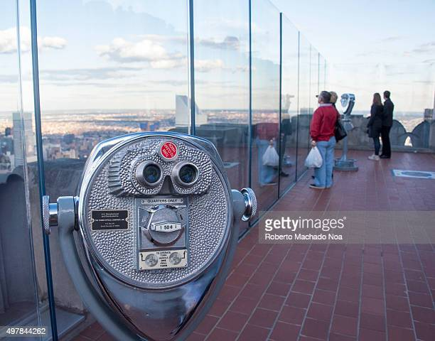 New York attractions and tours Observation deck on the Empire state building is a popular destination for tourists visiting New York Generally...