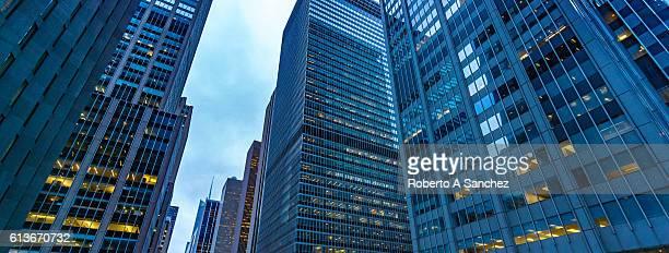ニューヨークの建物