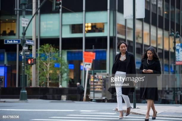New York Geschäftsfrauen
