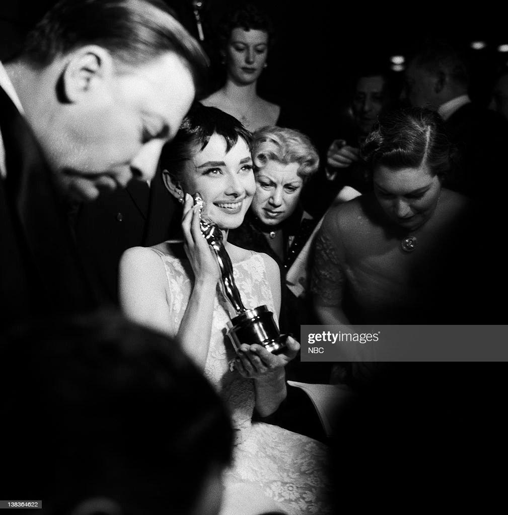 Inside Audrey's Big Night