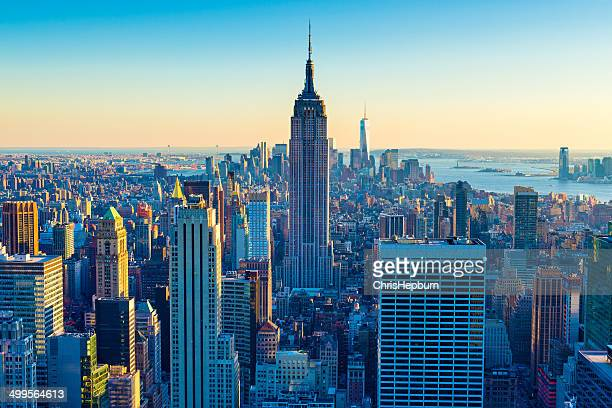 Manhattan new york foto e immagini stock getty images for Disegni new york