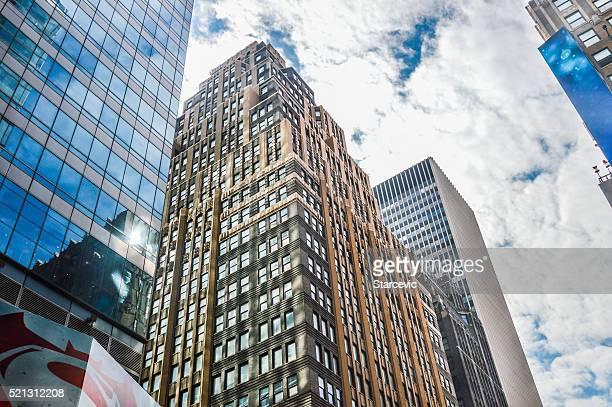 Neu York Stadt Architektur-Gebäude